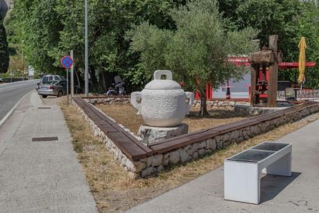 Окрестности Дубровника, Slano и Ston.