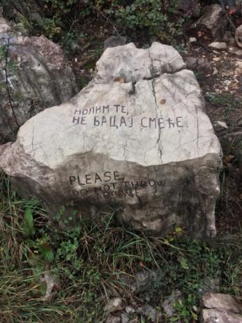 Сибирь - Черногория. Покорение страны на общественном транспорте. Ч.1.