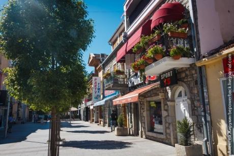 Подгорица - ложка дегтя в бочке Черногории