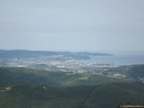 Словенское побережье
