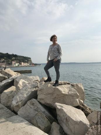 Маленькая точка Словении на Адриатике — Пиран