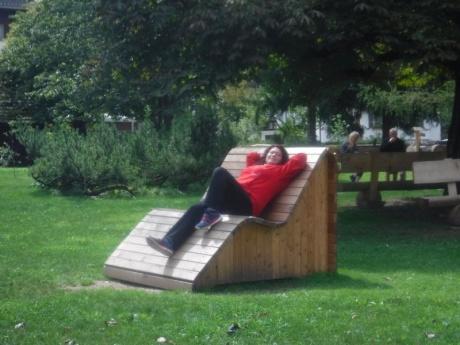 Словения в сентябре - жаркая и холодная, дождливая и солнечная. День 2
