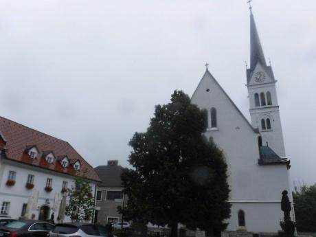 Словения в сентябре - жаркая и холодная, дождливая и солнечная. День 3