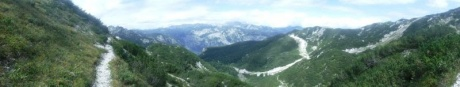 Словения в сентябре - жаркая и холодная, дождливая и солнечная. День 5