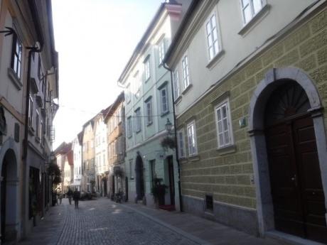 Словения в сентябре - жаркая и холодная, дождливая и солнечная. День 6