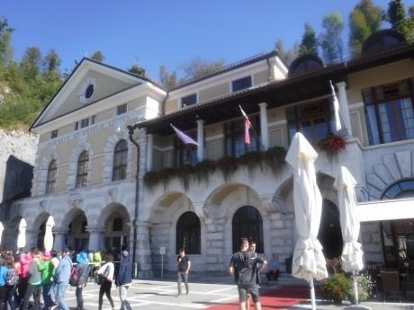 Словения в сентябре - жаркая и холодная, дождливая и солнечная. День 8