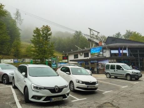 Словения на арендованном авто (сентябрь 2018).