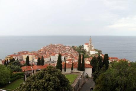 Словения в начале мая + немного Венеции. Часть 2