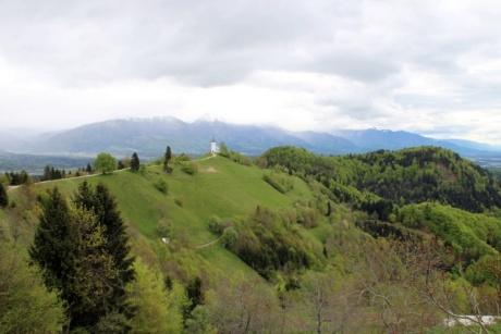 Словения в начале мая + немного Венеции. Часть 1.