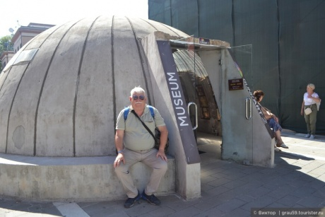 Бункер — музей министерства внутренних дел Албании