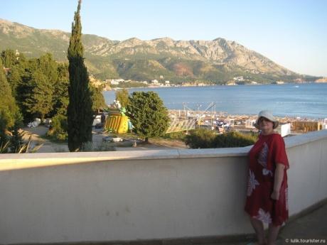 Черногория – мой первый опыт зарубежного отдыха «дикарём»