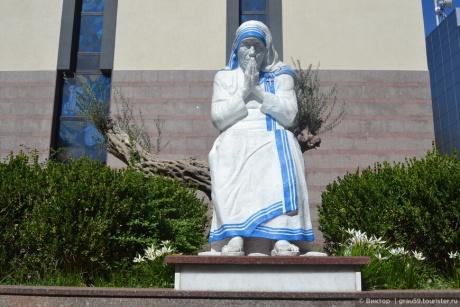 Собор Святого Павла — место встречи с папой Франциском
