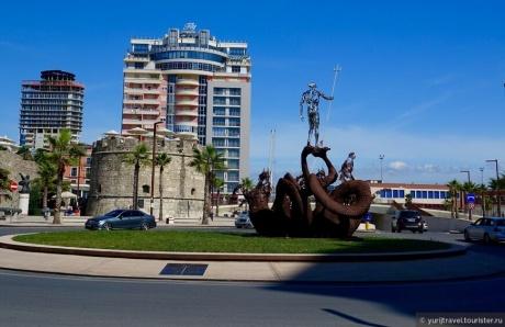 Дуррес — самый древний город Албании