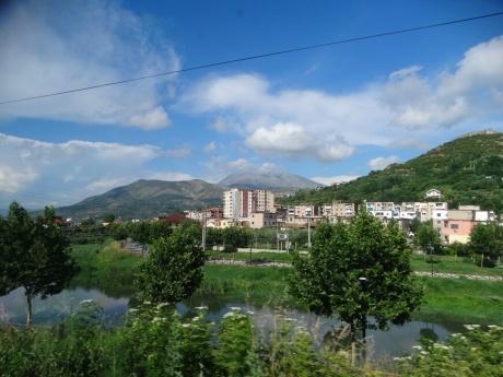 Поездка в Албанию. Тирана.