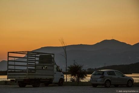 Shqiperia. Саранда — Бутринт
