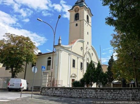 Соборы хорватской Риеки