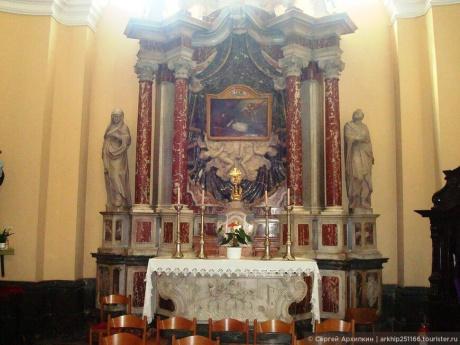 Кафедральный собор Святого Витуса в Риеке