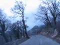 Дорога из Будвы
